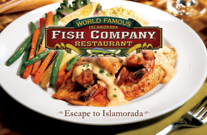 Islamorada Fish Company North Myrtle Beach Dining