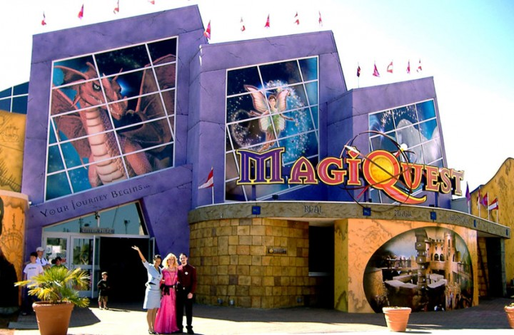 Magiquest Myrtle Beach