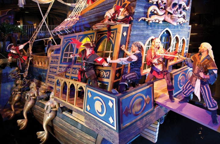Pirates Voyage Myrtle Beach Entertainment Attractions