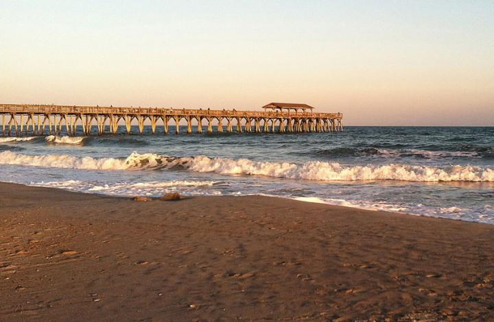 Myrtle Beach State Park Pier- Myrtle Beach Piers and ...