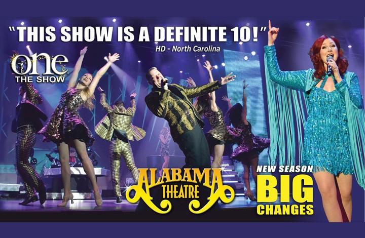 alabama theatre - Alabama Theater Christmas Show