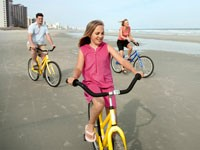 FAQ: What are the best ways to get around Myrtle Beach without a car?