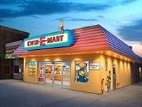 The Simpsons' Kwik-E-Mart Coming to Myrtle Beach's Broadway at the Beach