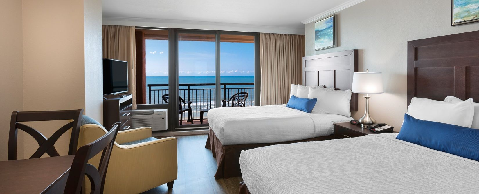 Caravelle Resort Renovated Room