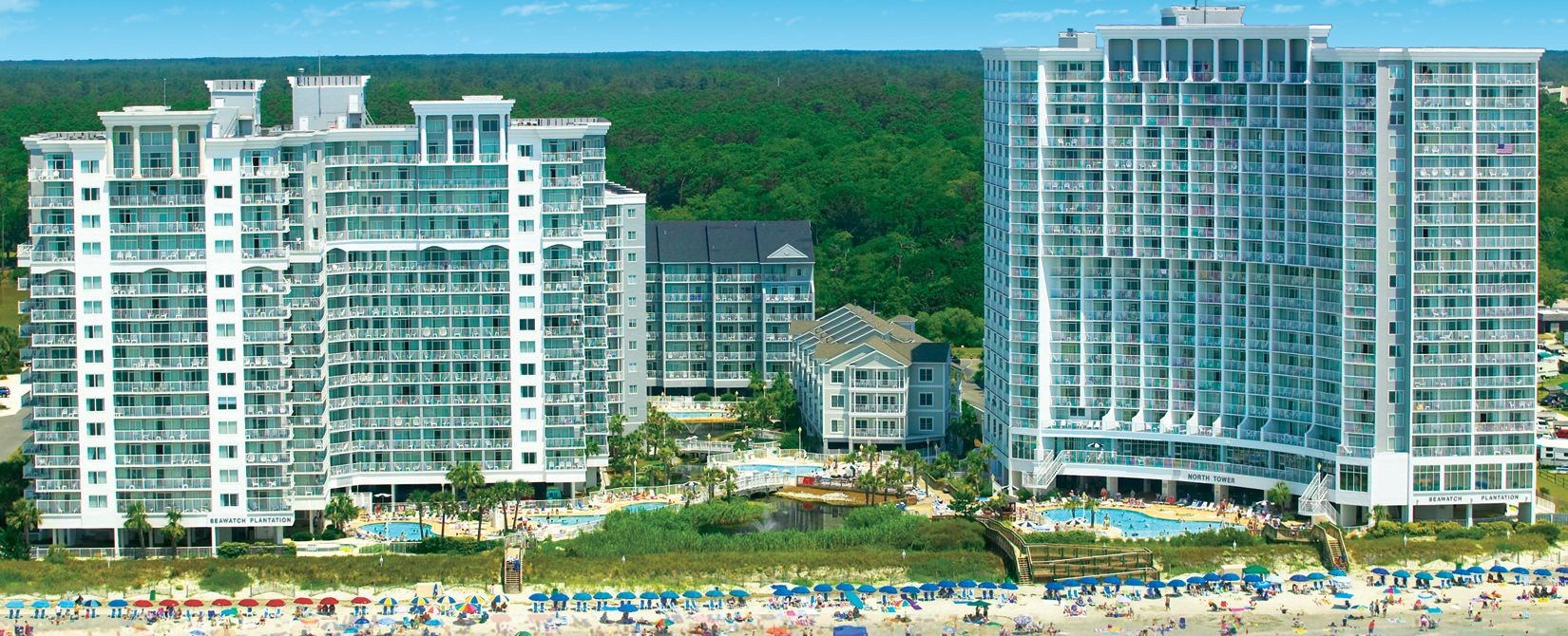 Oceanfront Towers at Sea Watch Resort