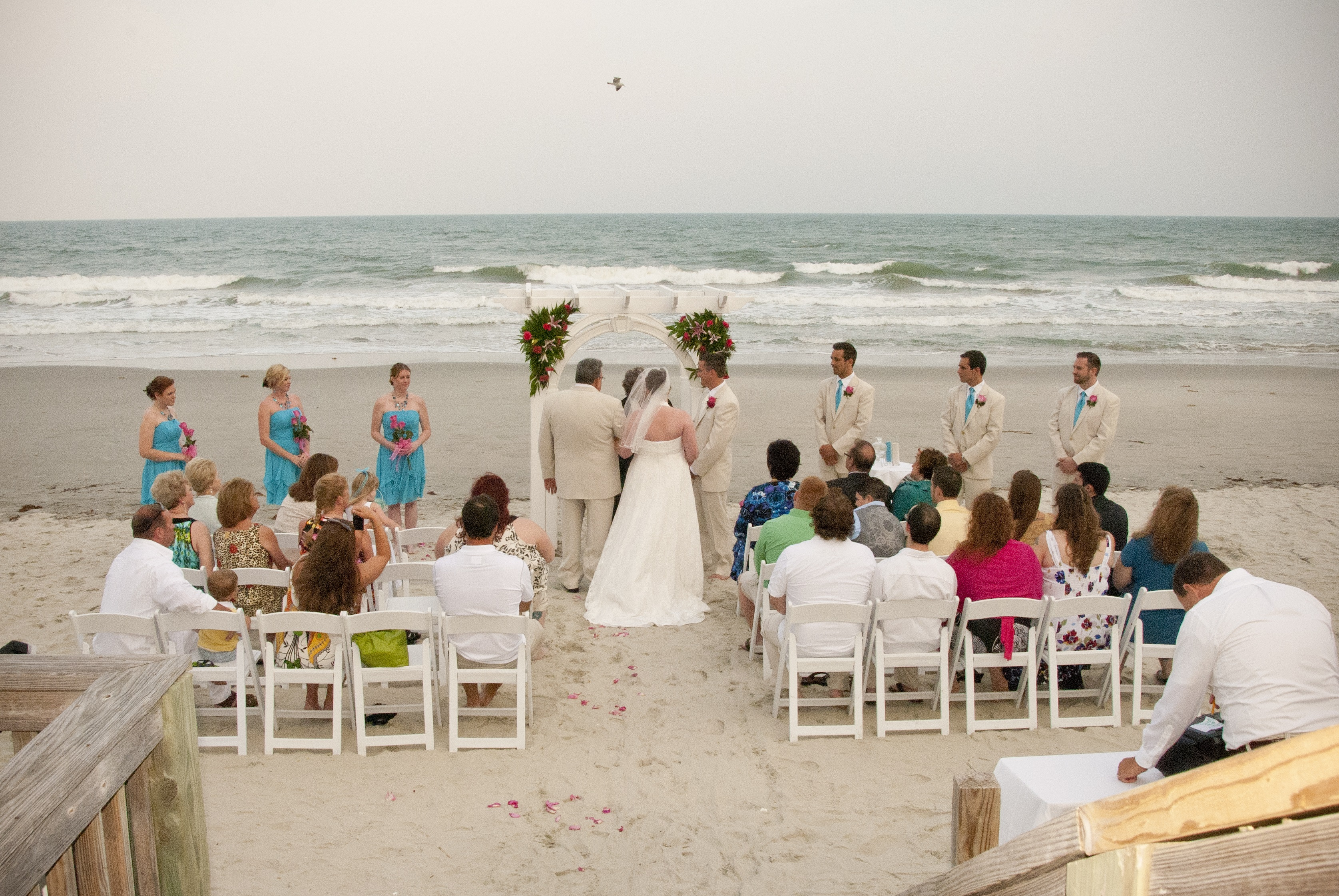 Faq Can You Get Married On The Beach Myrtle Hotels Blog Best Wedding Packages