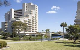 ocean creek resort oceanfront condo towers