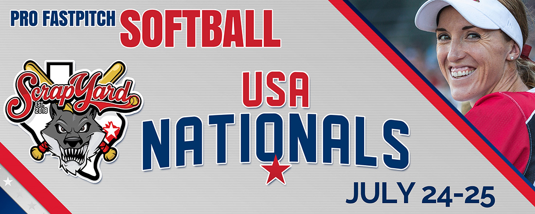 Pro Fastpitch Softball Coming To Myrtle Beach This July