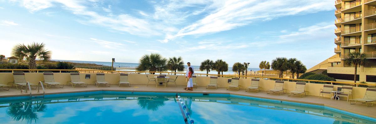 Resort Pools in Myrtle Beach