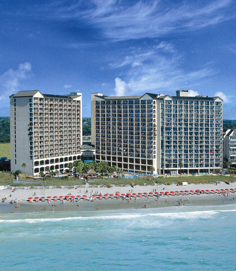 Beach Cove Resort in Myrtle Beach, SC, is an all-oceanfront resort.