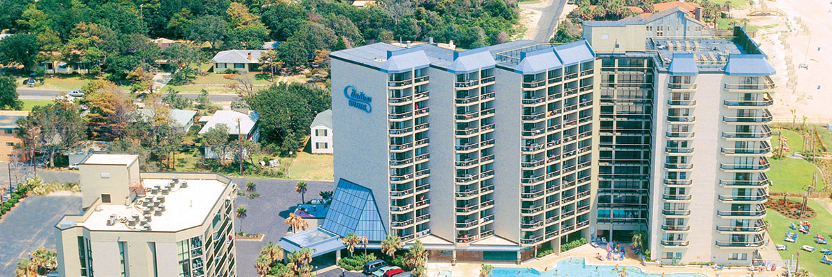 Myrtle Beach Vacation Photos Carolina Winds Resort