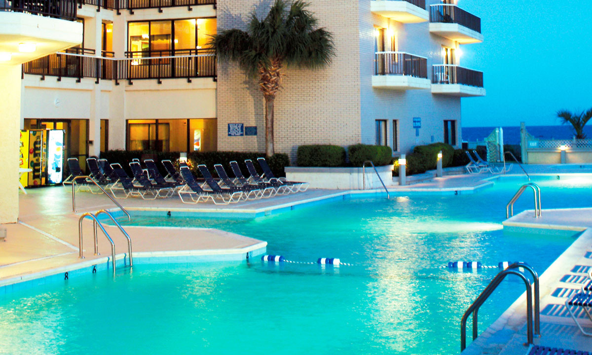 Carolina Beach Hotel Specials