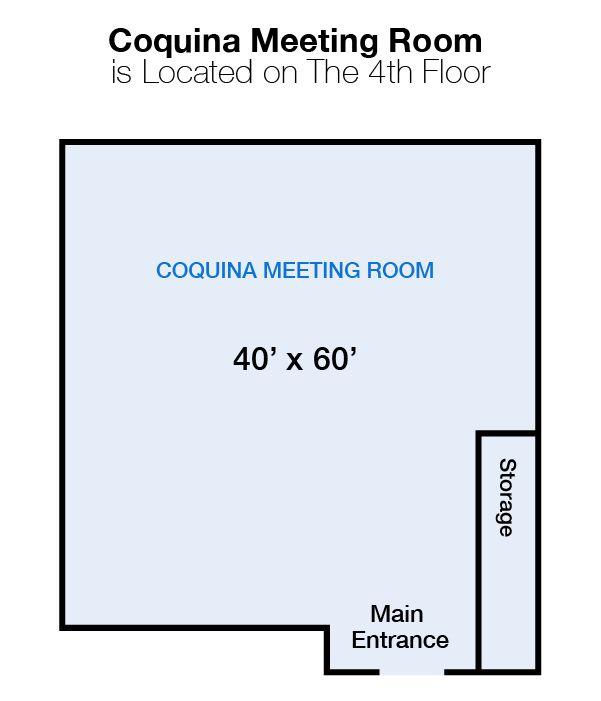 Coquina Meeting Room