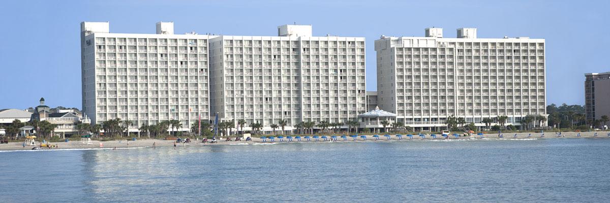 Myrtle Beach Vacation Photos Crown Reef Resort