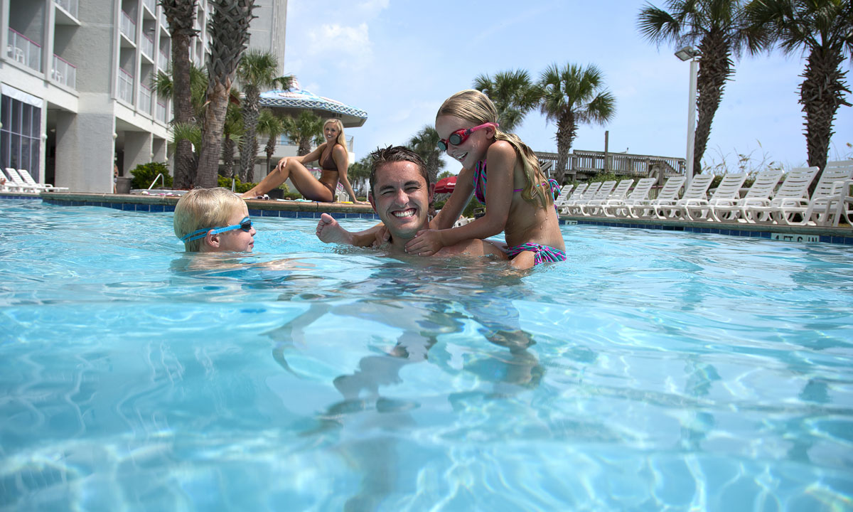 Myrtle Beach Vacation Photos | Crown Reef Resort ...