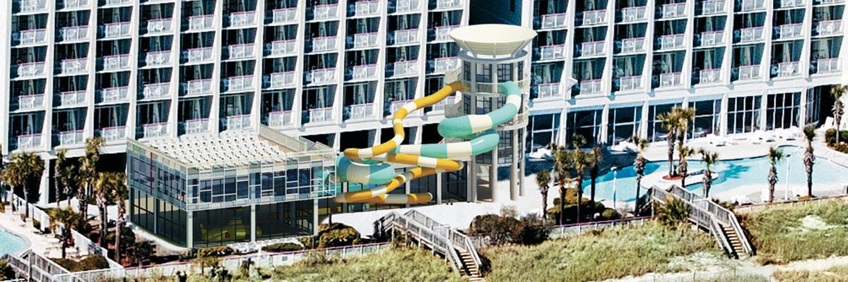 Crown Reef Hotel Myrtle Beach