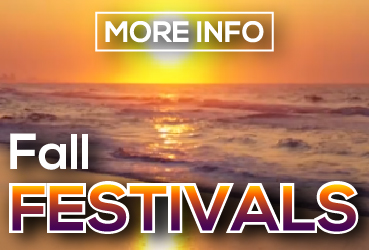 Myrtle Beach Fall Festivals
