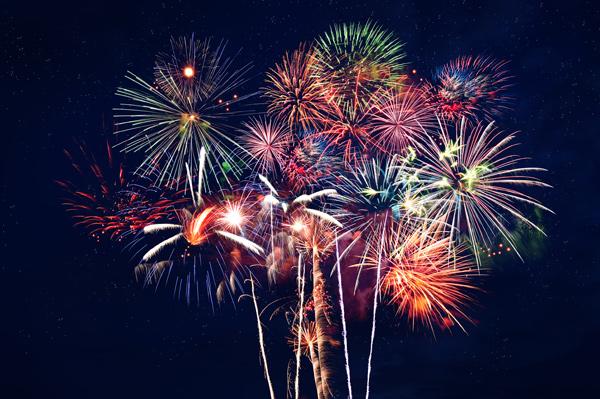 Myrtle Beach Fireworks All Summer Long