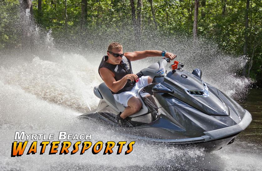 Best Water Activities In Myrtle Beach