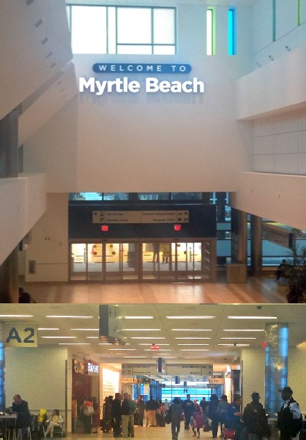 What Car Rental Companies Are At Myrtle Beach Airport