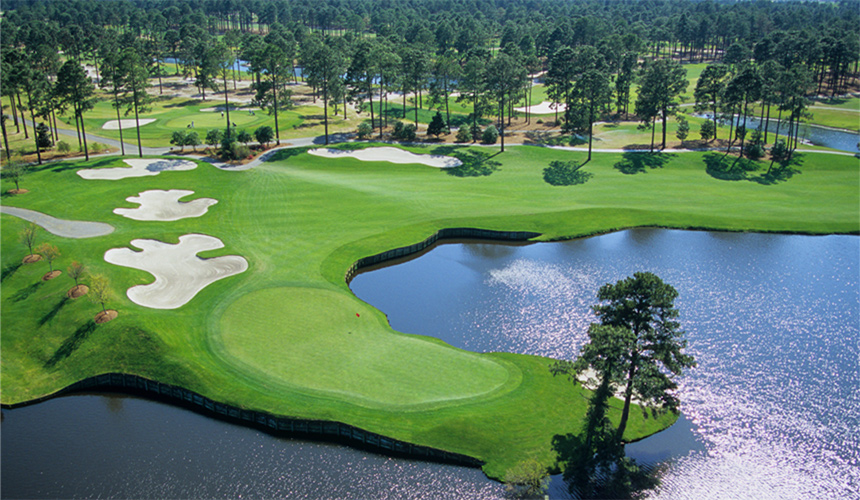 Myrtle Beach National King's North
