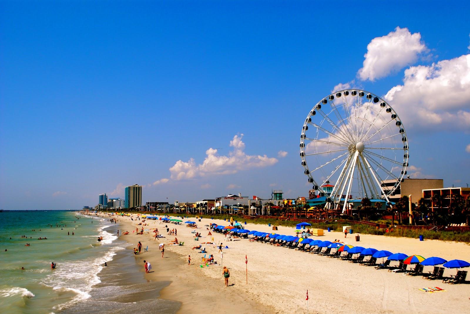 Myrtle Beach Resorts Near Boardwalk