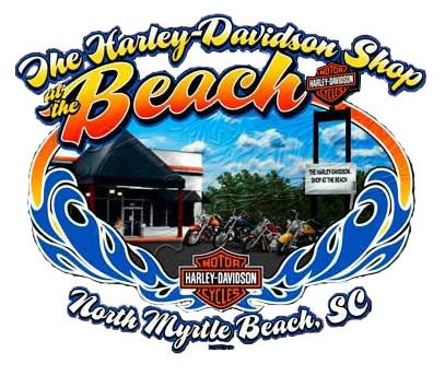 The Harley Shop At The Beach