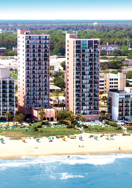 Myrtle Beach Vacation Photos | Palms Resort, Myrtle Beach ...