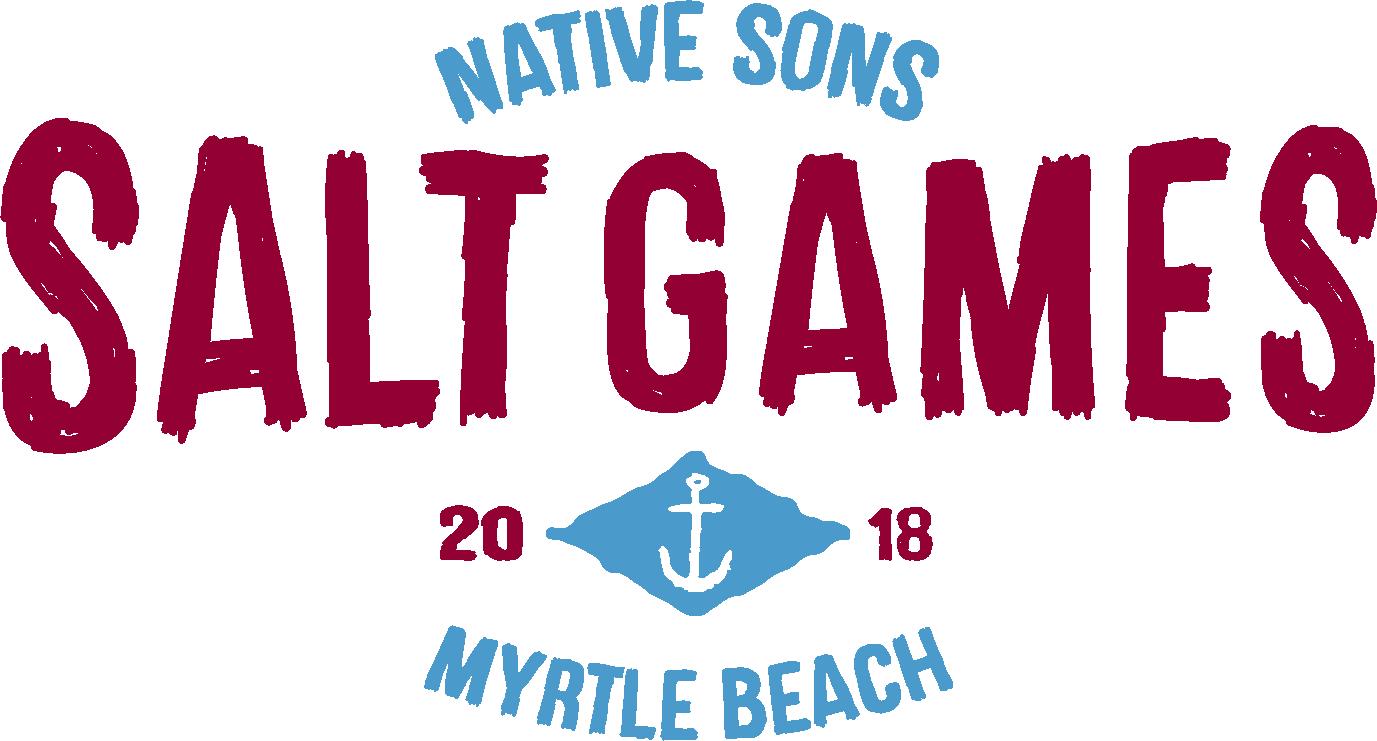 Native Sons Salt Games Myrtle Beach Logo