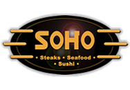 Soho Steaks Seafood and Sushi