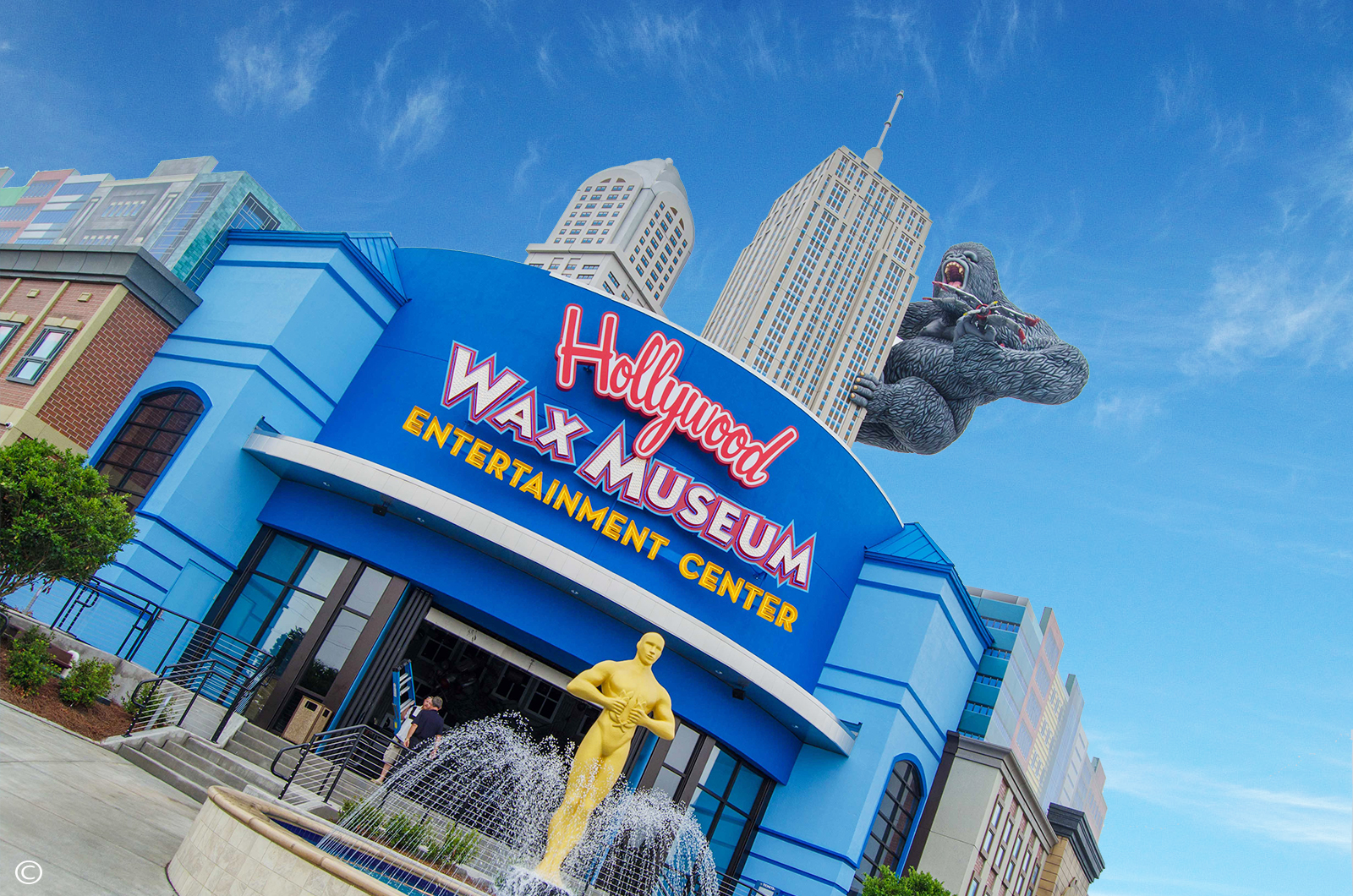 There Is A New Attraction In Town And It S Getting Lot Of Buzz Located Across From Broadway At The Beach Myrtle Welcomes Hollywood Wax Museum