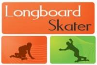 Longboard Skater