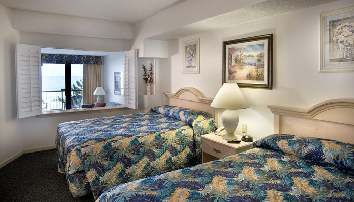 Accommodations Spotlight One Bedroom Suites Myrtle Beach Hotels Blog
