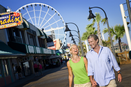 Things to do in Myrtle Beach in August