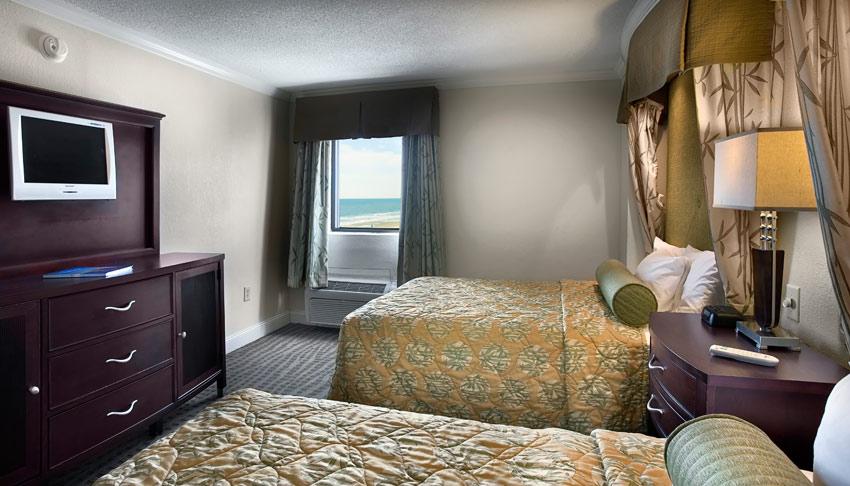 Suite at Caravelle Resort in Myrlte Beach