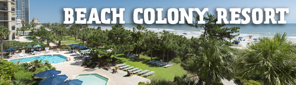 Beach Colony Resort, CCMF Accommodation