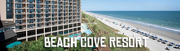 Beach Cove Resort, CCMF Accommodation