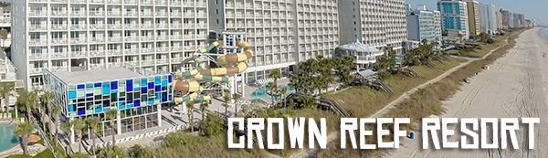 Crown Reef Beach Resort & Waterpark, CCMF Accommodation