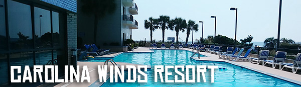 Carolina Winds Resort, CCMF Accommodation