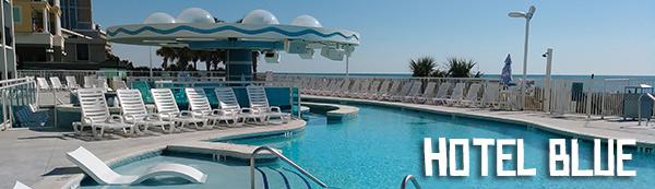 hotel BLUE, CCMF Accommodation