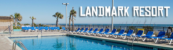 Landmark Resort, CCMF Accommodation