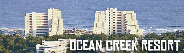 Ocean Creek Resort, CCMF Accommodation