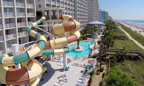 Crown Reef Waterpark Myrtle Beach
