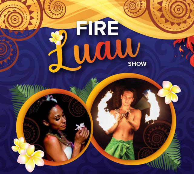 Fire Luau Show Myrtle Beach