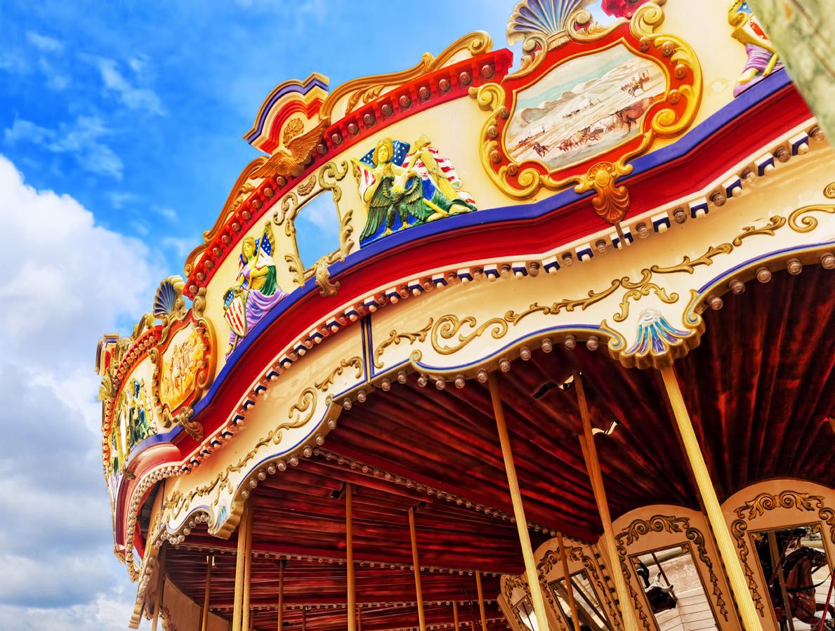 Ride at a fair
