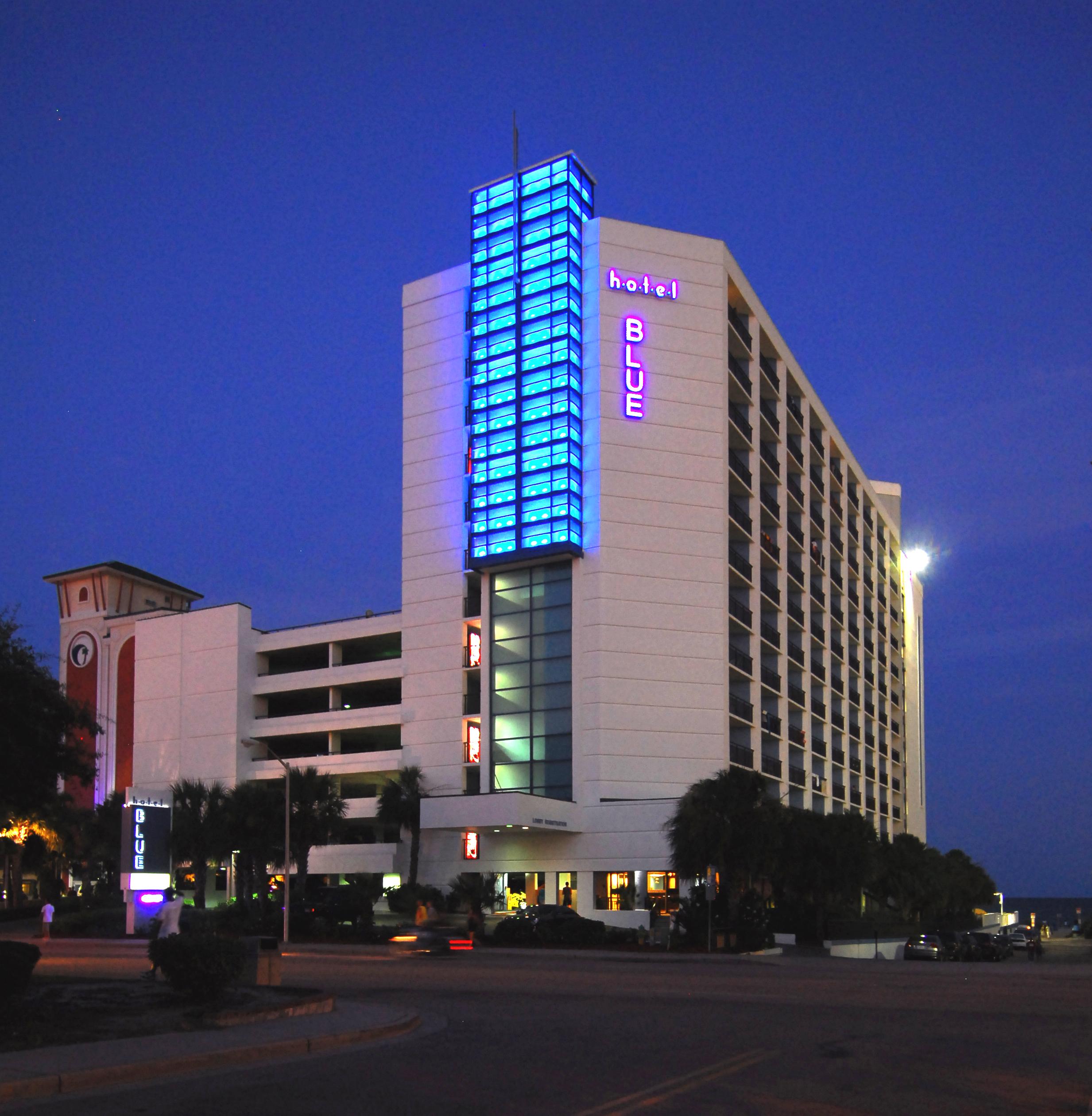 Myrtle Beach Hotels >> Top 4 Oceanfront Hotels Near Myrtle Beach Skywheel Myrtle
