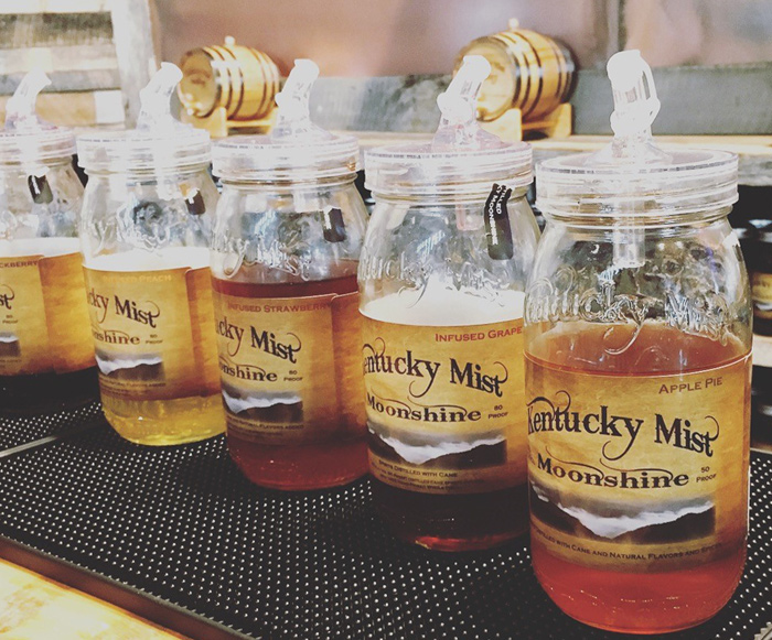 Kentucky Mist Distillery Myrtle Beach