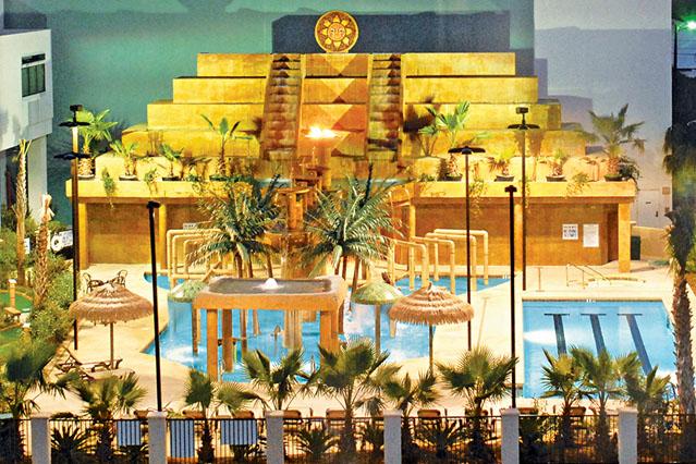 h2oasis waterpark landmark resort