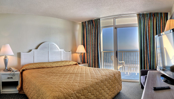 One Bedroom Suite at Sea Watch Resort