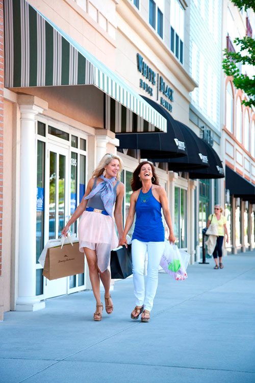 Shopping In Myrtle Beach